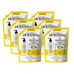 JR Watkins Gel Hand Soap Refill Pouch