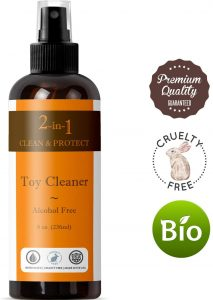 Natural Antibacterial Surface Toy Cleaner