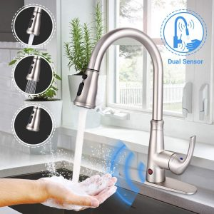 Dalmo best touchless kitchen faucet