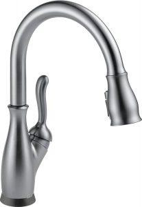 Delta touchless kitchen faucet