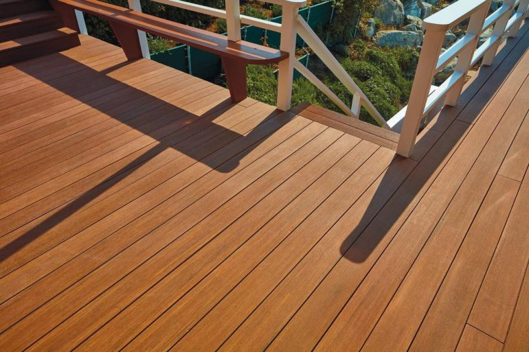 How to Maintain Your Composite Deck Year-Round