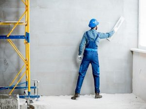 plasterers who have previous experience