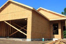 construction site building supplies