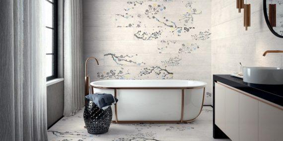 bathroom epoxy decoration