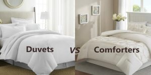 Difference Between a Blanket and a Comforter