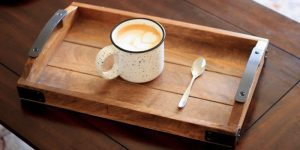 Rustic Tray Scrap Wood Projects