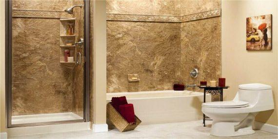 upgrade bathroom walls