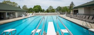 Sports latest trends in outdoor pools