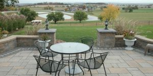 benefits of installing patio pavers