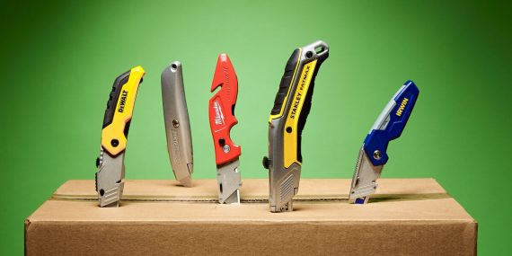 best types of utility knives