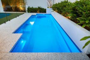 outdoor built in  latest trends in outdoor pools