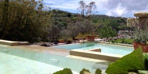 multi level  latest trends in outdoor pools