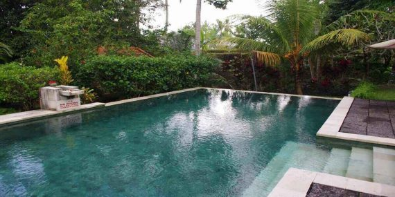 outdoor pool areas feature