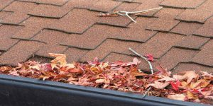 common roofing issues poor gutter