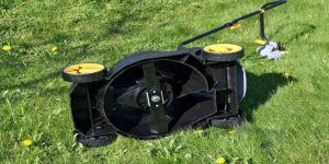 buying a perfect mower cheaply