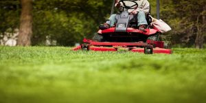 buying a riding mower